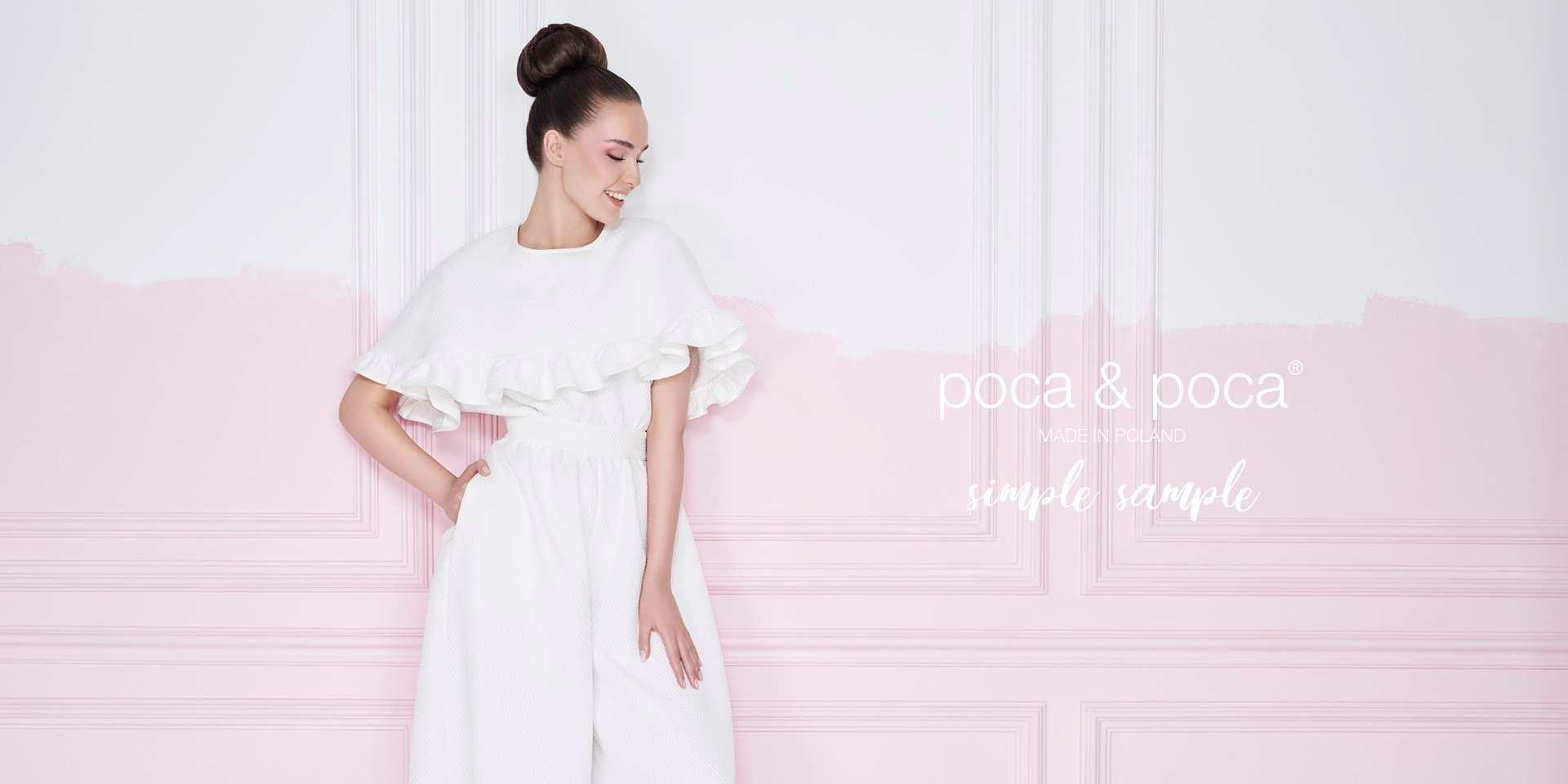 2019 year for lady- Poca poca fall winter collection